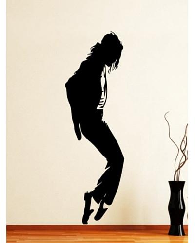 Ambiance Live Vinilo Adhesivo Michael Jackson Moonwalk