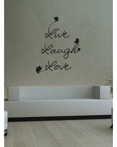 Ambiance Live Adhesivos Live Laugh Love