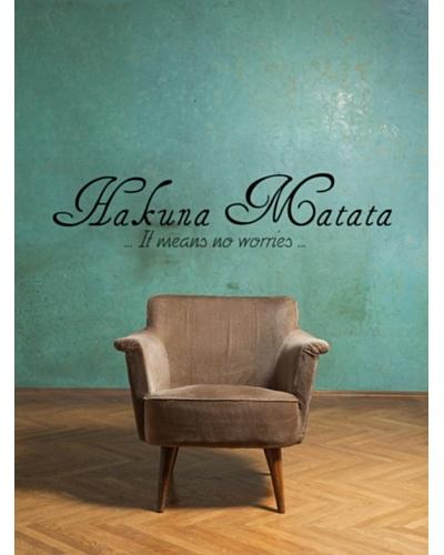 Ambiance Live Adhesivos Hakuna Matata