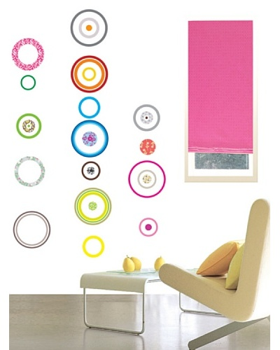 Ambiance Live Círculos Diseños Multicolores