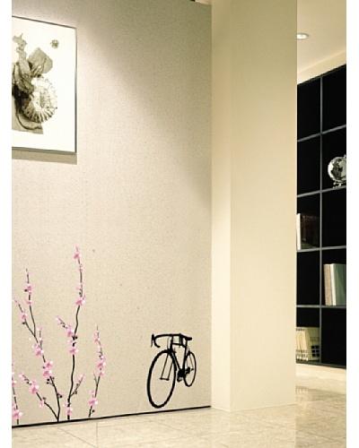 Ambiance Live Flores Y Bicicleta