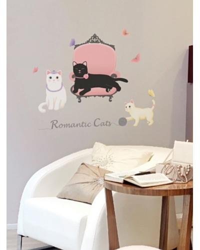 Ambiance Live Romantic Cats