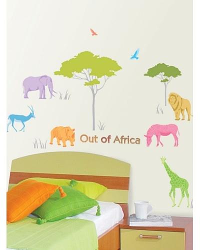 Ambiance Live Adhesivo Animales Africanos