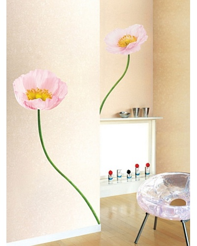 Ambience Live Vinilo Longitud De La Gran Flor: 160 Cm  Multicolores
