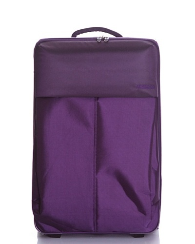 American Tourister Trolley 2 Ruedas Mediano Genoa Purple