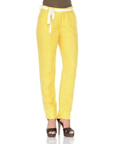 American Vintage Pantalón Fruncidos