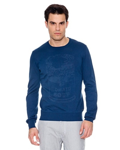 Andy Warhol Jersey Canton Azul