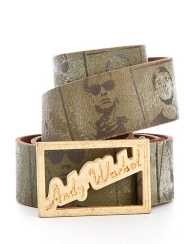Andy Warhol By Pepe Jeans Cinturón Stamp