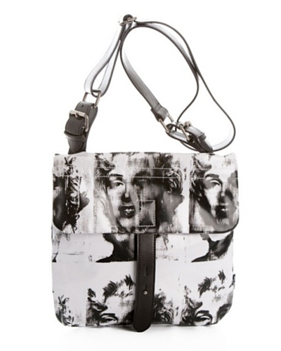 Andy Warhol By Pepe Jeans Bolso Cross Marilyn Blanco