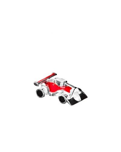 Angel Devil Abalorio de Plata de Ley 925 3D Fórmula 1