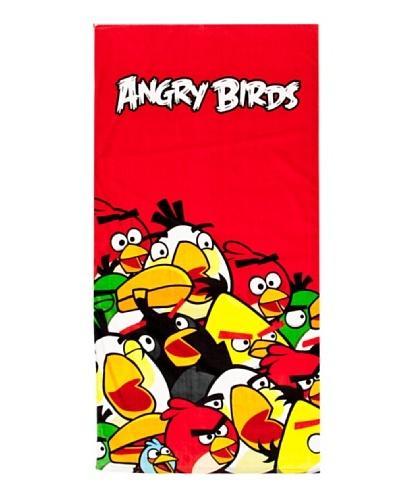 ANGRY BIRDS Toalla Playa Estampado