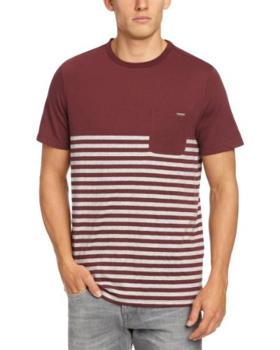 Animal Camiseta Kara Burdeos