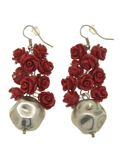Anna Biblò Pendientes Petites Roses