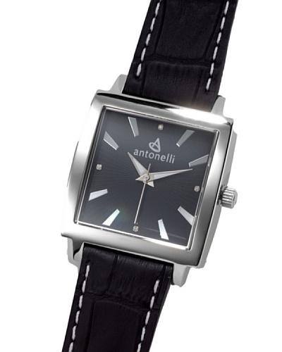 ANTONELLI 960010 – Reloj de Señora movimiento de cuarzo con correa de piel