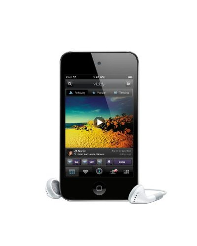 Apple Ipod Touch 16gb Negro 4a Gen