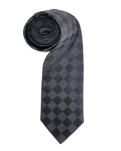 Aquascutum Corbata Varese Negro