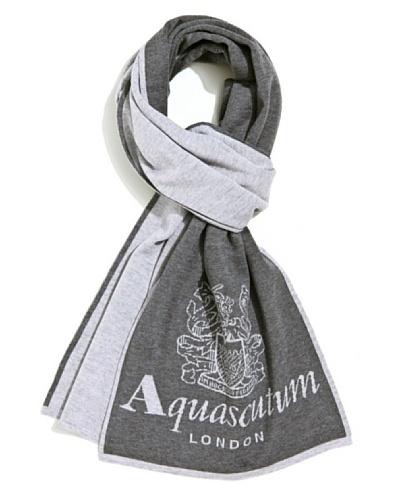 Aquascutum Bufanda Copanello Di Staletti Gris