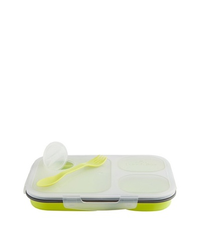 Arc Lunch Box Plegable 25,5 X 18 cm Green Modelo Go!