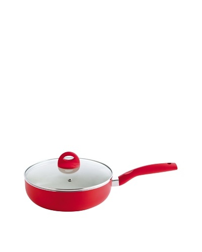 Arc Cacerola 24 cm Modelo Cerami-K Rojo