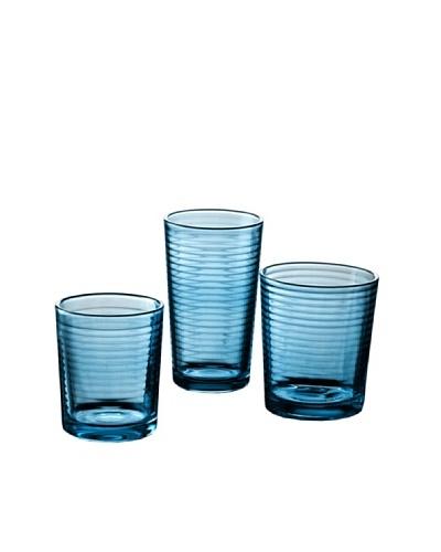 ARC Juego 18 Vasos Modelo Mixi Blue