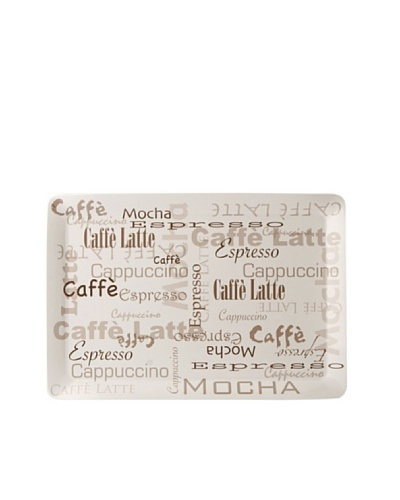 ARC Bandeja 46x31 Cm Modelo Toast Coffee