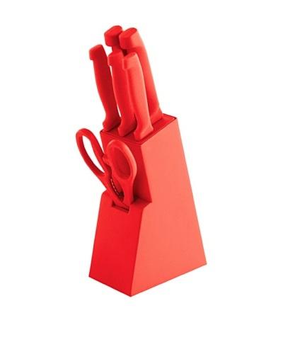 Arcuisine Tacoma 6 Pzas. Modelo Aalborg Red