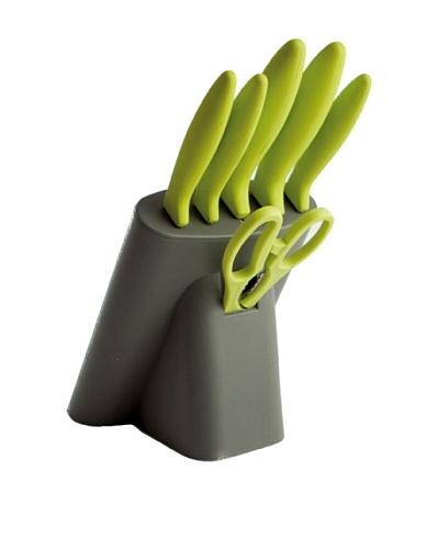 Arcuisine Tacoma 6 Piezas Modelo Billund Verde