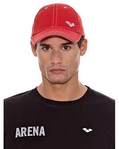 Arena Gorra Jangada Rojo