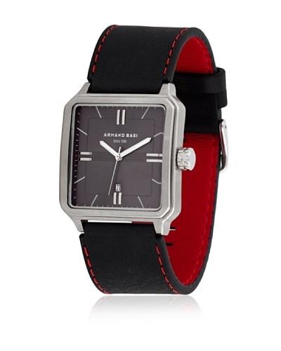 Armand Basi Reloj Stone Negro
