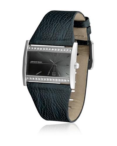 Armand Basi Reloj Wide Lady Stones Antracita