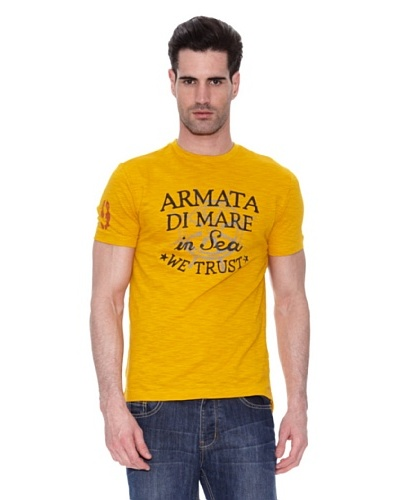 Armata Di Mare Camiseta Print Logo
