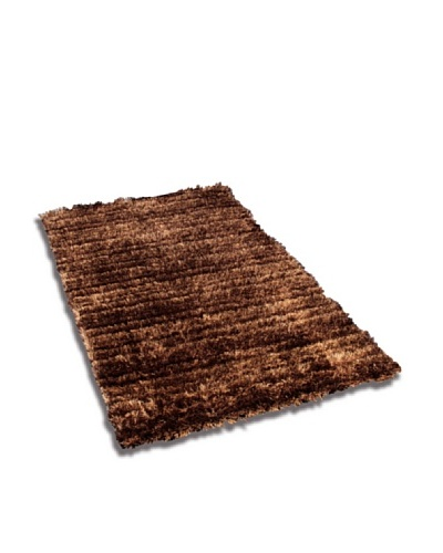 Arquinter Alfombra Shaggy Chocolate