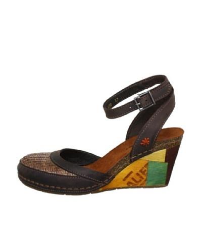 Art Zapatos Cuña Kastellet