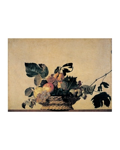 Artopweb Caravaggio - Frutas 100 x 70 cm