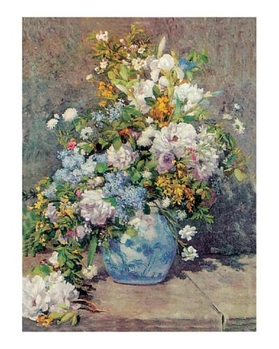 Artopweb Monet – Flores de primavera 74 x 100 cm