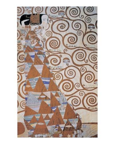 Artopweb Klimt - La Expectativa 61 x 100 cm