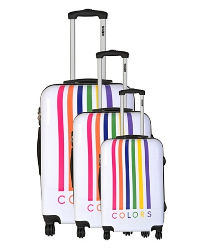 Arts Set 3 Trolley 4 Ruedas Colors