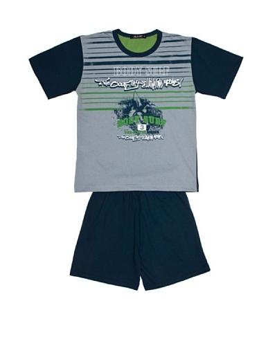 As-Man Pijama Verano Cadete