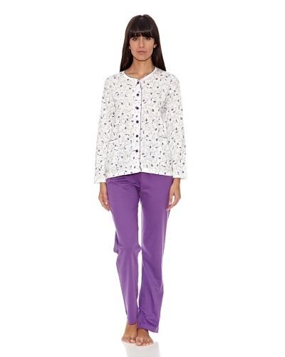Asman Pijama Señora Verano