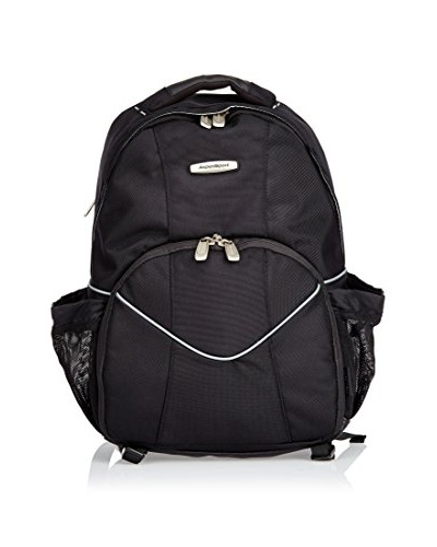 Aspensport Mochila Kamera Negro