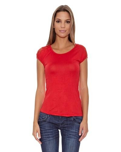 Assuili Camiseta Cuello Redondo