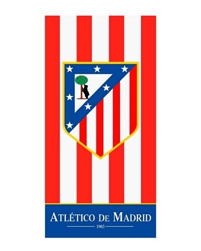 Atlético de Madrid Toallas de Playa Rayas