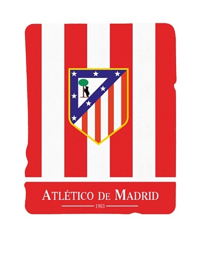 Atlético de Madrid Manta Polar Escudo