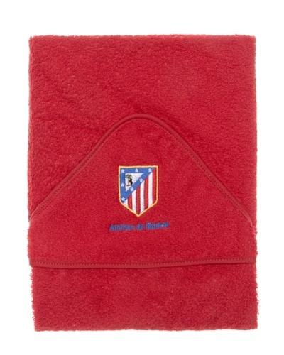 Atlético de Madrid Capa Baño Escudo Bebé