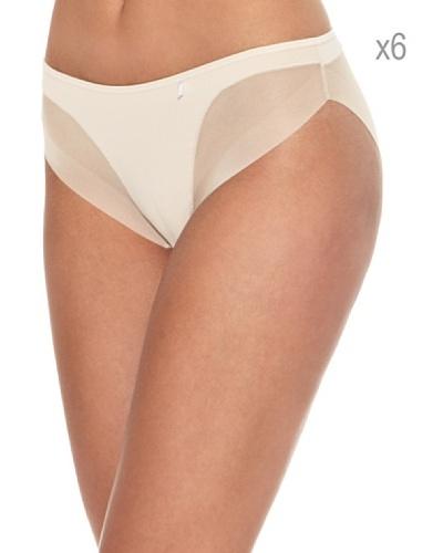 AVET Pack x 6 Braguita Bikini Efecto Tanga