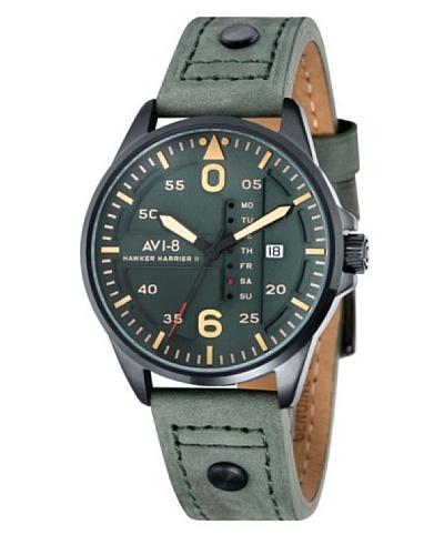 Avi-8 Reloj Hawker Harrier II Verde