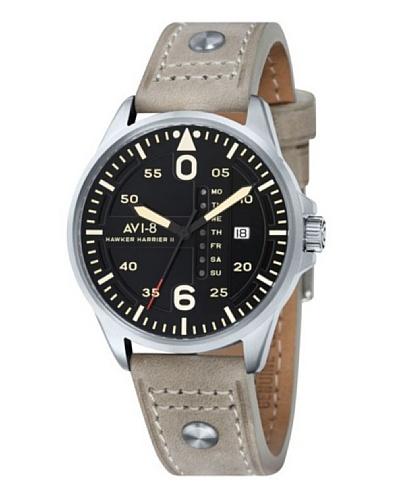 Avi-8 Reloj Hawker Harrier II Beige
