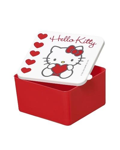 Caja Merienda Rectangular Modelo Hello Kitty