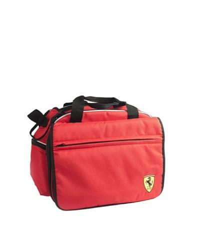 Babyauto Cambiador Modelo Ferrari Rojo