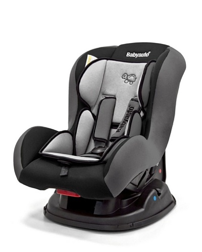 Babyauto Sillita De Seguridad Infantil Modelo Dadoo Grupo 0+1  Gris